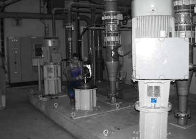 Pump Type WRV